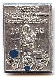 III. Reich - 1. Gaufest des Deutschen Reichsbund für Leibesübungen im Gau Niedersachsen Bremen 18.-21. Heuet ( Juli ) 1935