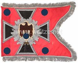 Wehrmacht - Bataillonsstandarte eines Panzer-Regiments, bzw. einer Panzerabwehr-Abteilung