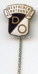 Deutscher Ostbund ( DO ) -Mitgliedsabzeichen 1. Form