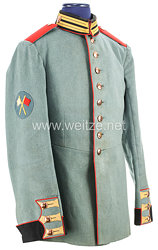 Preußen Waffenrock für einen Gefreiten in der Garde-Maschinengewehr-Abteilung Nr. 2
