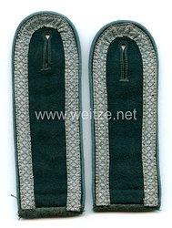 Wehrmacht Heer Paar Schulterklappen für einen UnteroffizierTransport / Kraftfahrer