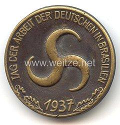 III. Reich / Südamerika - Tag der Arbeit der Deutschen in Brasilien 1937