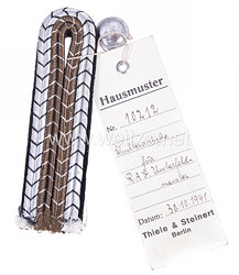 RAD Einzel Schulterstück für einen Unterfeldmeister