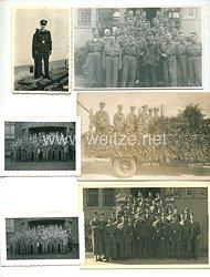 III. Reich Fotogruppe, Angehörige des Reichsluftschutzbund