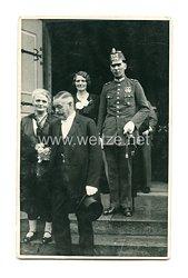 III. Reich Foto, Polizist der Freien Stadt Danzig