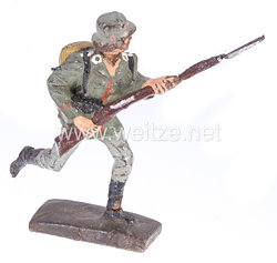 Lineol - Heer Soldat im Laufschritt