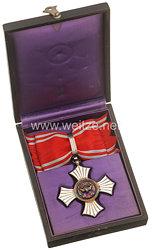 Japan,Rot Kreuz Medaille in Gold für Frauen