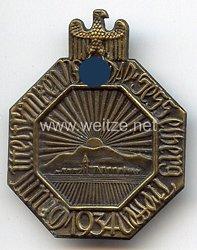 NSDAP - Hesselberg Treffen Gau Mittelfranken 1934