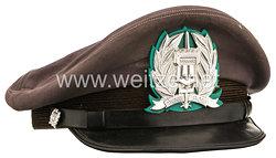 Republik Vietnam 1955 - 1975: Nationale Polizei Schirmmütze für Mannschaften