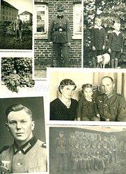 2. Weltkrieg Fotokonvolut