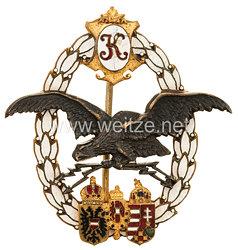 K.u.K. Monarchie 1. Weltkrieg Fliegerei: Allgemeines Luftfahrerabzeichen, 1917