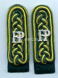 Wehrmacht Heer Paar Schulterstücke Feldpostbote