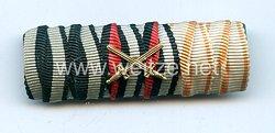 Bandspange eines K. u. K. Veteranen des 1. Weltkriegs