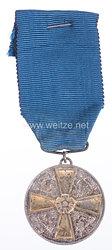 Finnland Orden der weißen Rose Silberne Verdienstmedaille