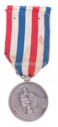 Frankreich Médailles des cheminots 1943