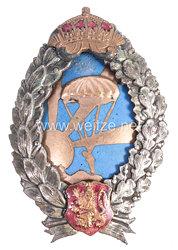 Bulgarien 2. Weltkrieg Fallschirmschützenabzeichen