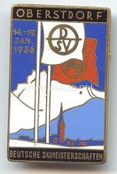 III. Reich - Offizielles Teilnehmerabzeichen