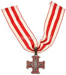 Kroatien 2. Weltkrieg Ustascha Verdienstorden Kreuz 1. Klasse