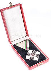 Königreich Bulgarien Zivilverdienst-Orden V. Stufe