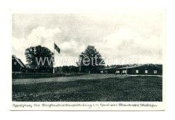 Reichsarbeitsdienst (RAD) - Postkarte, RAD Abteilung 2/12