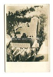 Reichsarbeitsdienst (RAD) - Postkarte, RAD Abteilung 6/162 Glowenau