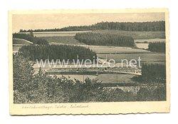 Reichsarbeitsdienst (RAD) - Postkarte, RAD Arbeitsdienstlager Eslohe