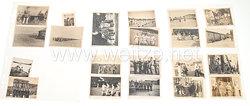 Reichsarbeitsdienst Fotogruppe, Angehörige des RAD