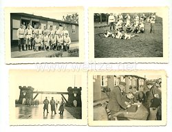 Reichsarbeitsdienst Fotogruppe, Angehöriger des RAD