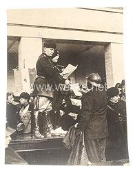 III. Reich Pressefoto: Benito Mussolini