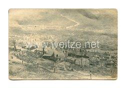 1. Weltkrieg Deutsches Heer Foto, Unterstände