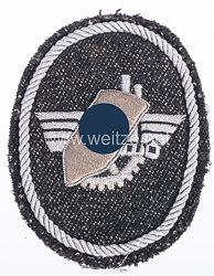 III. Reich Werkschutz Ärmelabzeichen für Führer
