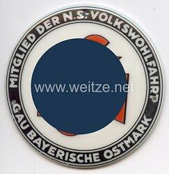 III. Reich - Türplakette -