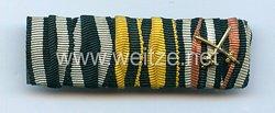 Bandspange eines württembergischen Veteranen im 1. Weltkrieg
