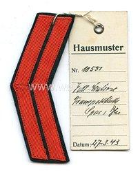 III. Reich Transportflotte Speer Ärmelabzeichen Vollmatrose