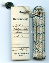 III. Reich Schützenverein Einzel Schulterstück