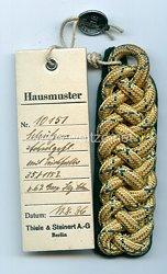 III. Reich Schützengesellschaft Einzel Schulterstück