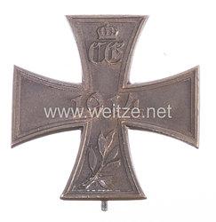 Sachsen Coburg Gotha Kriegserinnerungszeichen 1916-1918