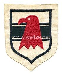 III. Reich Sporthemdemblem eines Sportverein