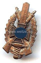Nationalsozialistische Kriegsopferversorgung ( NSKOV ) -Schießauszeichnung in Bronze
