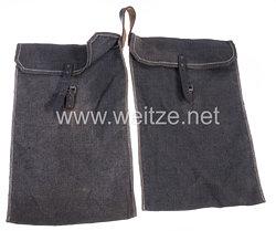 Wehrmacht Paar Taschen für Gewehrgranaten K98