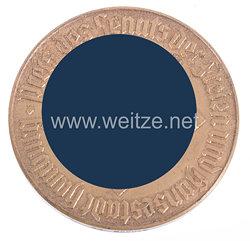 III. Reich - Ehrenmedaille des Senats von Hamburg