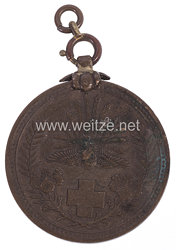 Japan - Rot Kreuz Medaille 1904/05