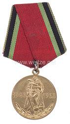 Sowjetunion Jubiläum Medaille: 20 Jährige Siegestag