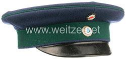 Bayern Schirmmütze für einen Offizier im 1. oder 2. Jäger-Bataillon, bzw. 1. MG-Abteilung