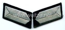 Reichsarbeitsdienst (RAD) Paar Kragenspiegel für Arbeitsführer - Oberstarbeitsführer