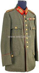 Württemberg Feldbluse M 1910 für einen Generalmajor
