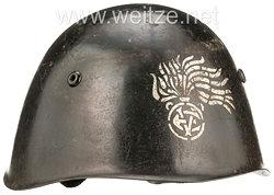 """Italien 2. Weltkrieg Stahlhelm M33 für """"Carabinieri Reali"""""""