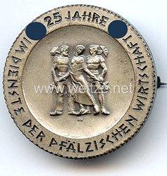 Wirtschaftskammer Saarpfalz - Ehrenzeichen für 25 jährige Tätigkeit