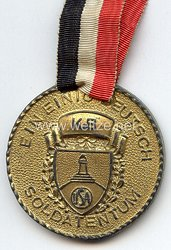 """III. Reich - Kyffhäuserbund in den USA - tragbare Erinnerungsmedaille """" Deutscher Soldatentag Philadelphia Sept. 2-4-39 Kyffhäuserbund """""""