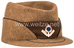 Reichsarbeitsdienst (RAD) Tuchmütze für Mannschaften